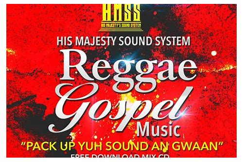 reggae gospel free mp3 download