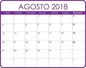 Calendario Luglio 2018 Calendario 2018 Da Stare Calendari