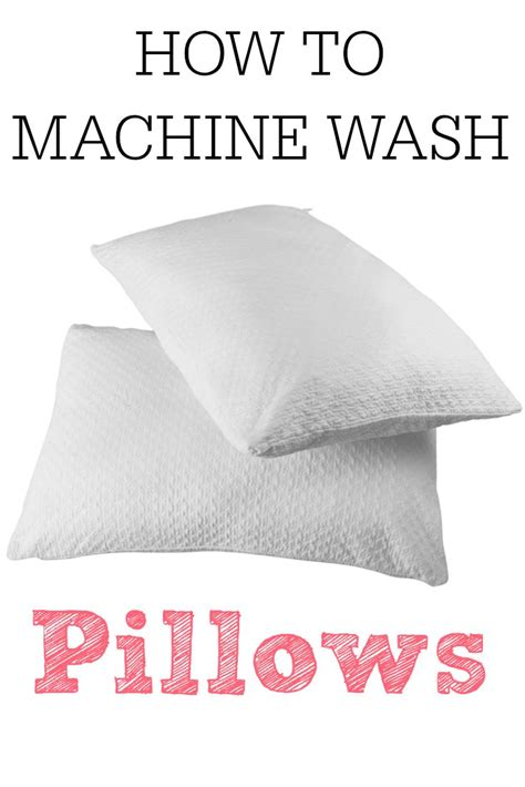 how to clean bed pillows 28 images how to wash and best 25 wash pillows ideas on pinterest whiten pillows