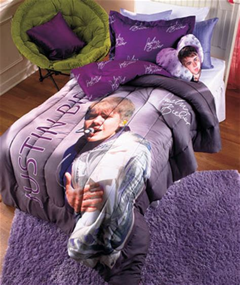 justin bieber purple bedding collection comforter set in