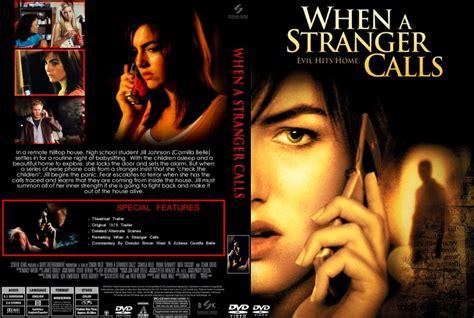 when a stranger calls 2006 when a stranger calls movie dvd custom covers 4279when