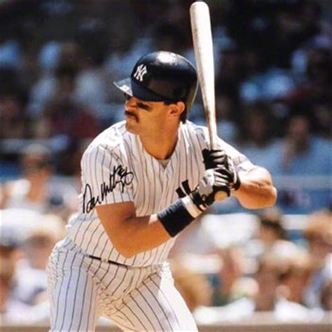don mattingly swing do as they did not as they say