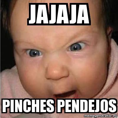 Pinches Memes - meme bebe furioso jajaja pinches pendejos 17776574