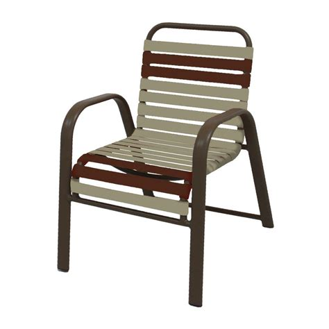 Aluminum Patio Chair Marco Island White Commercial Grade Aluminum Patio Dining Chair With Dupione Poolside Sling 2