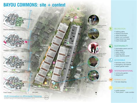 architectural design competition rules architecture team finalist in hud affordable housing