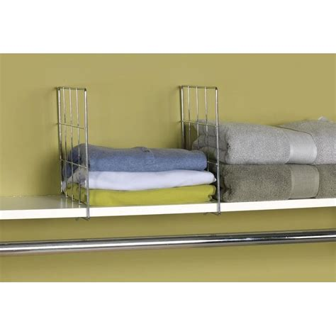 Acrylic Shelf Dividers Uk by Rubbermaid Wire Shelf Dividers Acrylic Shelf Dividers Uk