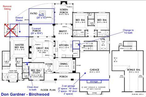 don gardner plans building birchwood selecting a house plan