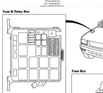 1997 Isuzu Rodeo Question Fuse Box Diagram Electrical