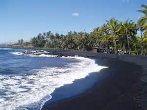 Black Sand Beaches Hawaii by I Wonder What The Process Is For Deciding On A Pokemon S