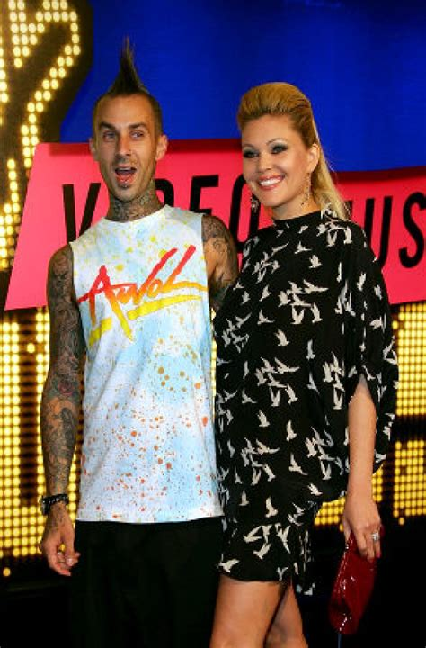 Are Shanna And Travis Back Together Again by Travis Barker And Shanna Moakler Photos Favorite On