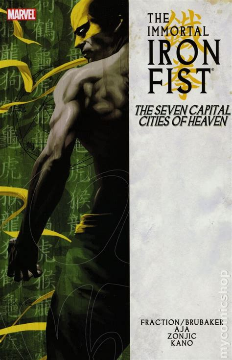 immortal iron fist 27 a aug 2009 comic book by marvel immortal iron fist tpb 2007 2009 marvel comic books
