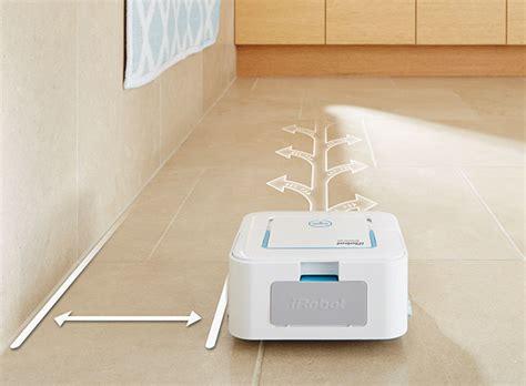 i robot pulisci pavimenti irobot presenta braava jet il robot pulisci pavimenti