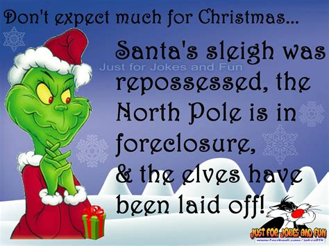 funny christmas quote   grinch pictures   images  facebook tumblr