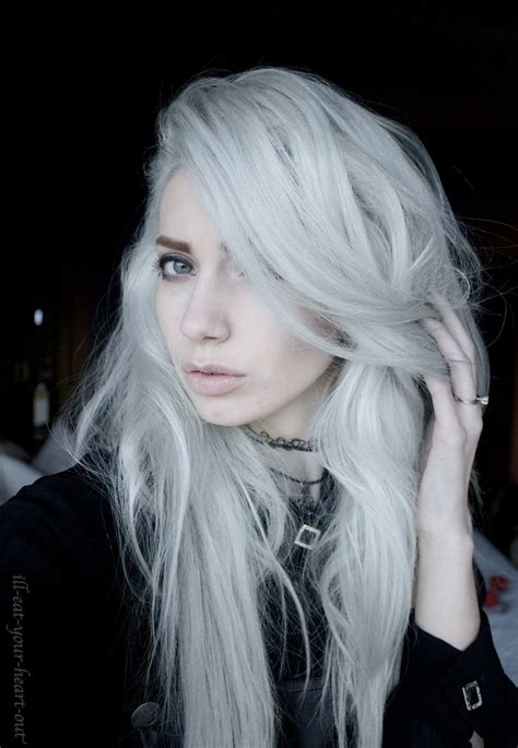 best clothing colors for platinum hair 551 best silver white platinum hair images on pinterest
