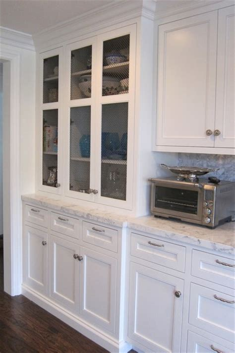 full height kitchen cabinet
