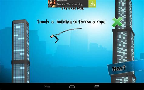 spiderman rope swing games rope n fly from dusk games for android 2018 free