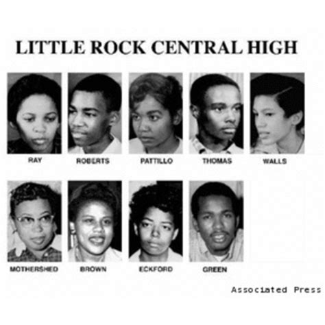 the twenty five an history of the desegregation of rockã s junior high schools books rock nine
