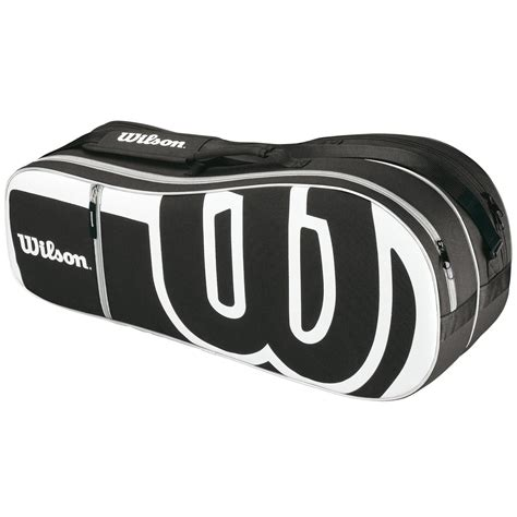 Raket Badminton Wilson Advantage wilson advantage six racket bag sweatband