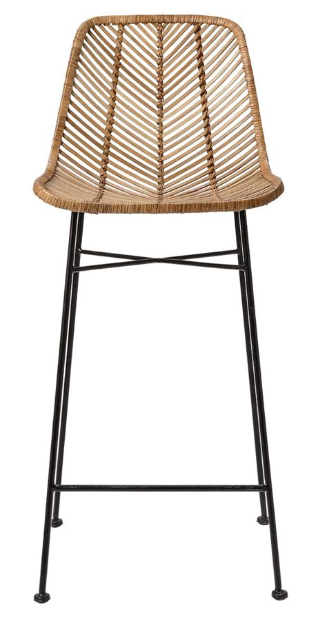Wicker Style Bar Stools by 25 Best Ideas About Rattan Bar Stools On