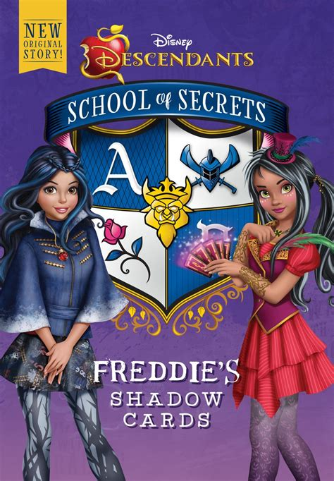 school of secrets carlos s scavenger hunt disney descendants books 3 quot quot youloveit ru