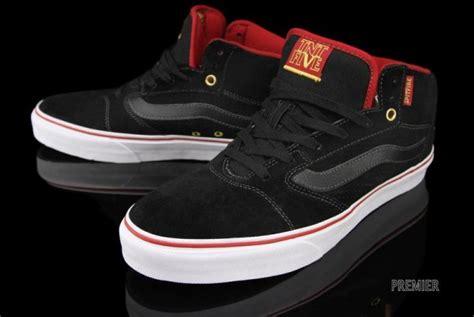 Sepatu Vans X Spitfire spitfire x vans tnt 5 mid black sneakerfiles