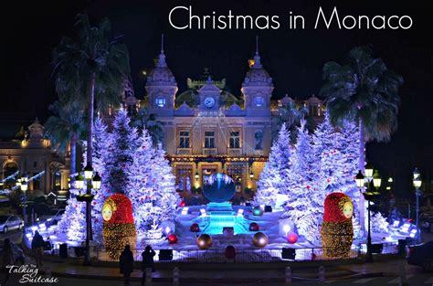 christmas in monaco
