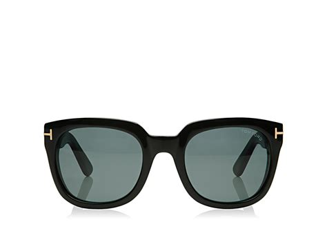 Tom Fordsquare Sunglasses tom ford cbell shiny square sunglasses sunglasses