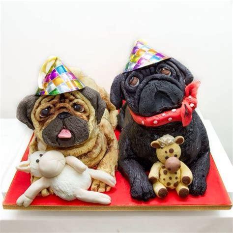 black pug cake pug cake cake by eleanorscakes cakesdecor