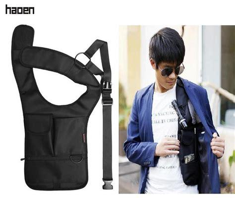 Tas Bahu Fbi Army 1 pria ketiak terlihat tas tas bond 007 fbi gaya nyaman satu bahu tas untuk polisi