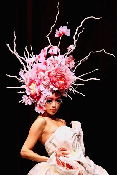 Studio Haarstijl by 17 Best Images About Fashion Design Guo Pei On