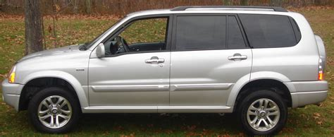 2006 Suzuki Xl7 Reviews 2006 Suzuki Xl 7 Pricing Car Review Test Drive 4x4 Suv