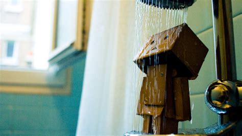 Hd Shower hd wallpaper images danbo in the shower hd wallpaper and