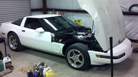 corvette supercharger for sale fs 1995 corvette 383 lt4 supercharger corvetteforum