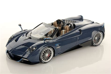 pagani huayra pagani huayra roadster 1 18 mr collection models
