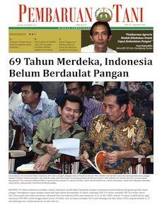 Buku Menuju Indonesia Berdaulat Pangan 69 tahun merdeka indonesia belum berdaulat pangan