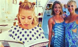 is kelly ripa fight with jessica seinfeld jessica seinfeld shares photo of bff kelly ripa studying