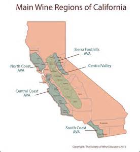 swe wine map 2015 us california wine wit and wisdom