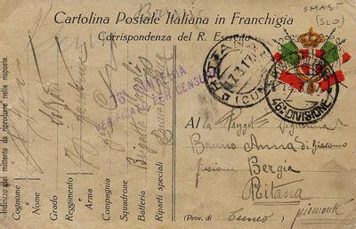 ufficio postale cittadella il postalista e la posta militare