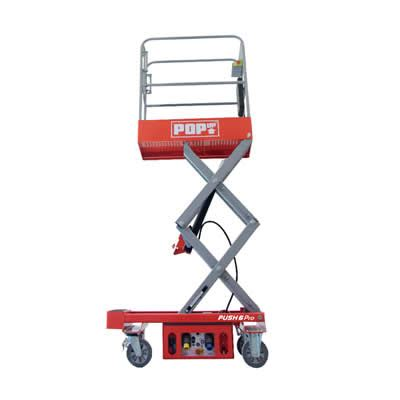 Pav Plumbing by 3 63m Electric Pav Lift Pal Hire