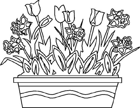 spring coloring pages coloringpages1001 com