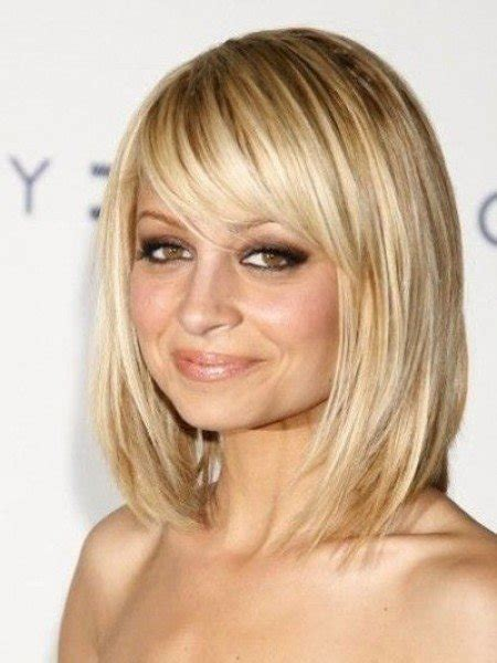 Layered Bob Hairstyles With Bangs by 30 Bangs Hairstyles For Hair Part 20