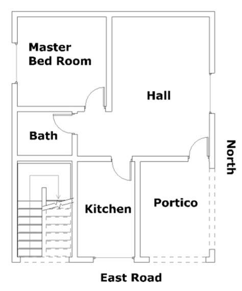 Living Room Size As Per Vastu East Facing House Plan 5 Vasthu Rengan