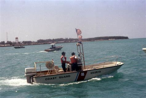 key west boats cost florida memory coast guard boat on safety patrol during