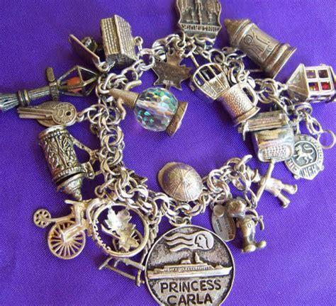 cadenas de oro raras 1050s charm bracelet clothing jewelry pinterest
