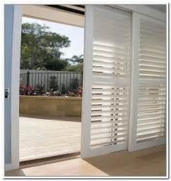 Slide Door Blinds » Home Design 2017