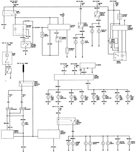 hilux wiring diagram efcaviation