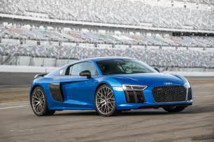 2017 audi r8 v10 plus review at daytona motor trend