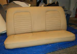 custom car bench seats belmont seat cover auto upholstery antique