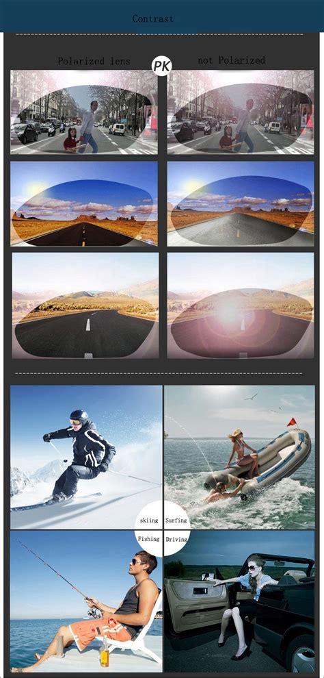 Kacamata Sunglass Outdoor Driving Hiking Original Veithdia Polarized veithdia aluminium laki laki matahari kacamata