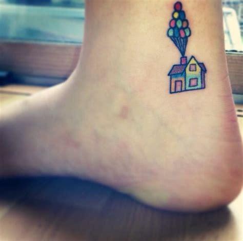 minimalist house tattoo 76 amazing disney tattoo designs mens craze